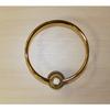 Полотенцедержатель-кольцо (gold)