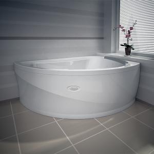 """Акриловая ванна """"Альбена"""""""