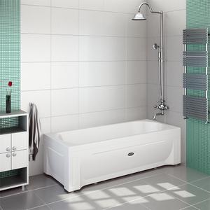"Акриловая ванна ""Аврора 170х70"""