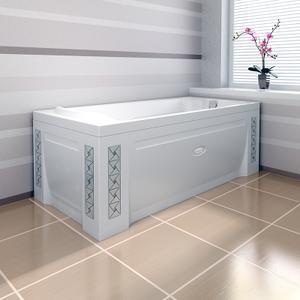 "Акриловая ванна ""Ларедо-3"""