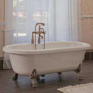 """Акриловая ванна """"Леонесса 175х80"""" Bronze"""