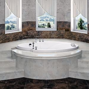 "Акриловая ванна ""Ницца"""