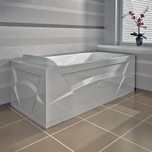 Акриловая ванна Роза