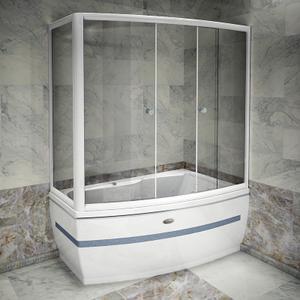 "Шторка на ванну ""Аризона"""