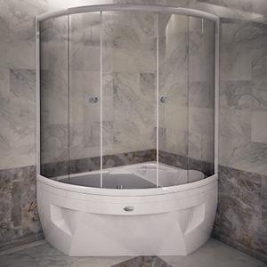 "Шторка на ванну ""Фиеста"""