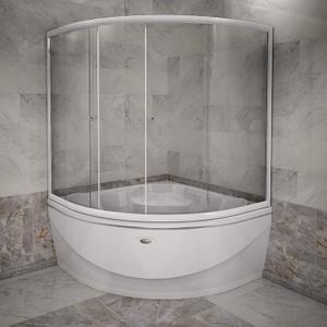 """Шторка на ванну """"Элджин"""""""