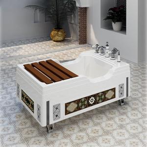 """Специальная ванна для омовения """"Тахарат"""""""