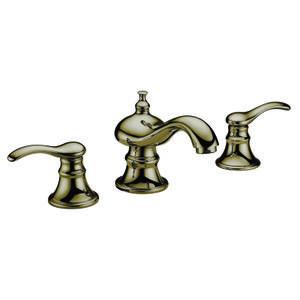 """Смеситель из трех элементов """"Аладин-3"""" (bronze)"""
