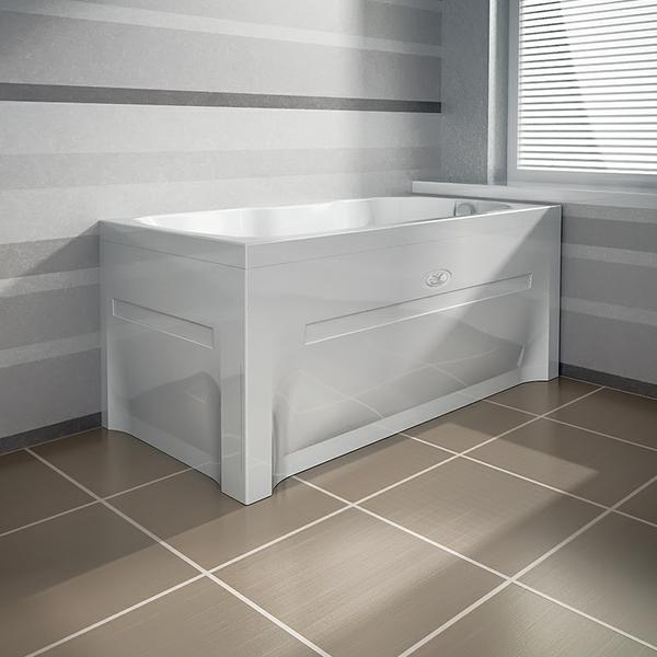 """Акриловая ванна """"Лира"""""""